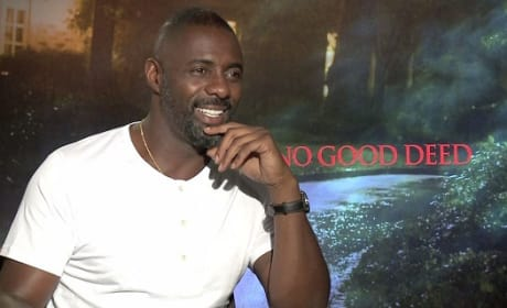 No Good Deed Exclusive: Idris Elba Says It Is Good to be Bad!