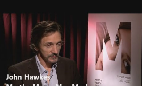 Martha Marcy May Marlene Exclusive: John Hawkes Reveals Elizabeth Olsen is Next Big Thing