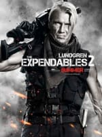 The Expendables 2 Character Poster: Lundgren