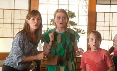 Alexander and the Terrible, Horrible, No Good, Very Bad Day Stars Jennifer Garner Ed Oxenbould