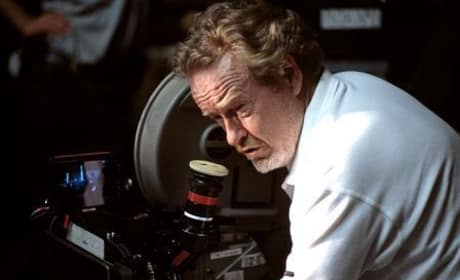"Prometheus 2: Ridley Scott Is ""Getting Away From Gods & Dragons"""
