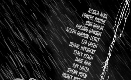 Sin City A Dame to Kill For: Teaser Poster Teases Sequel