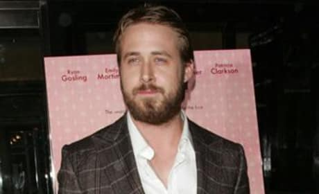 Ryan Gosling Comments on The Lovely Bones