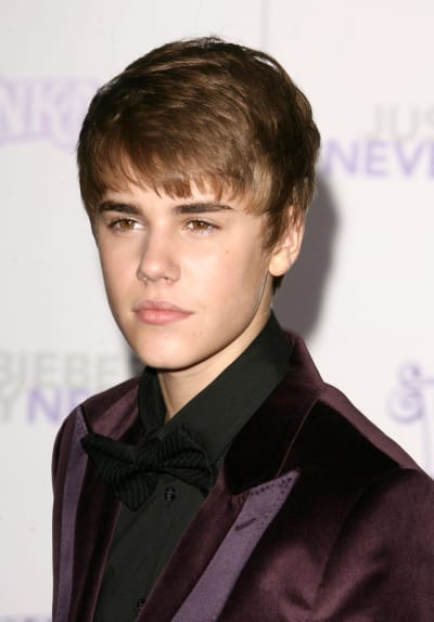 Music Sensation Justin Bieber