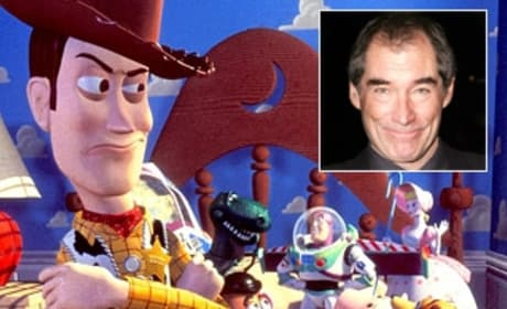 Toy Story 3 Adds Voice of Timothy Dalton