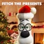 Mr. Peabody & Sherman Christmas Poster
