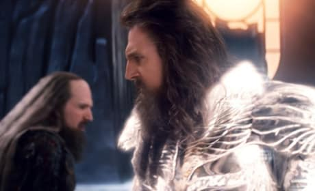 Hades and Zeus Converse
