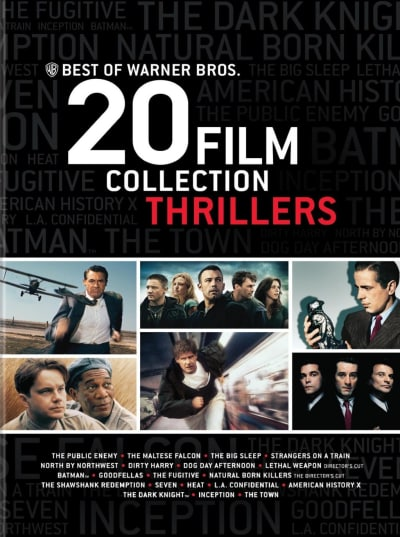 Warner Bros. Thrillers Collection