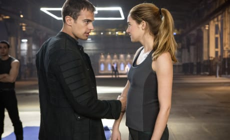 Divergent: First Footage Debuts at Comic-Con