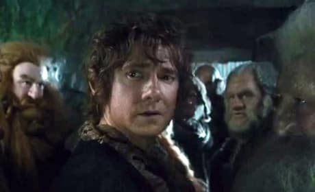 The Hobbit The Desolation of Smaug: 3 Minutes of Footage Revealed!