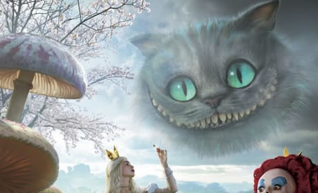 New Alice In Wonderland Poster Triggers Acid Flashbacks