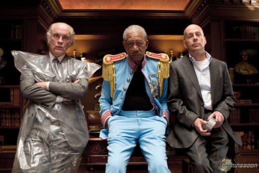 Marvin, Joe and Frank