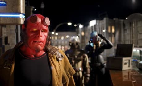 New on DVD: Hellboy II: The Golden Army