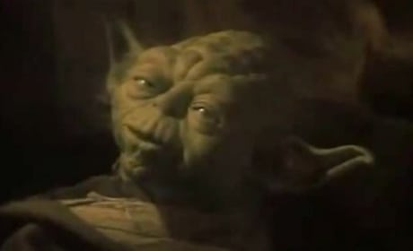 Return of the Jedi: Yoda