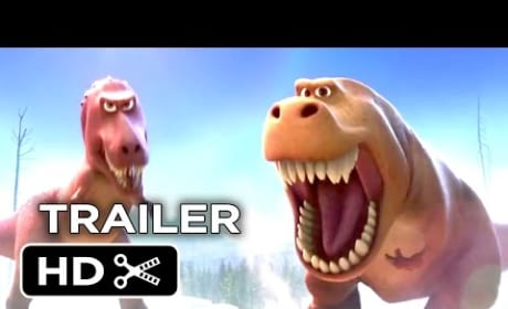 The Good Dinosaur Teaser Trailer: A Roaring Good Time?