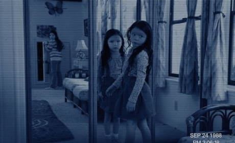 Paranormal Activity 3 Quotes: What Do You Think It Is?