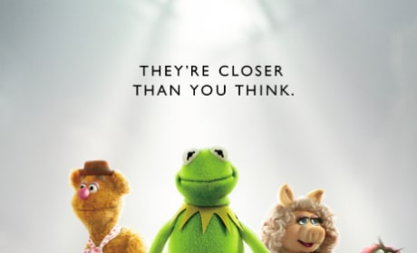 First Look: Muppet's Teaser Poster