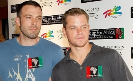 Ben Affleck and Matt Damon Reunited: Good Will Hunting's Heroes Return