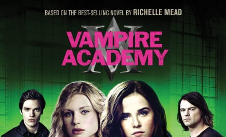 Vampire Academy DVD Review: Does It Have Teeth?