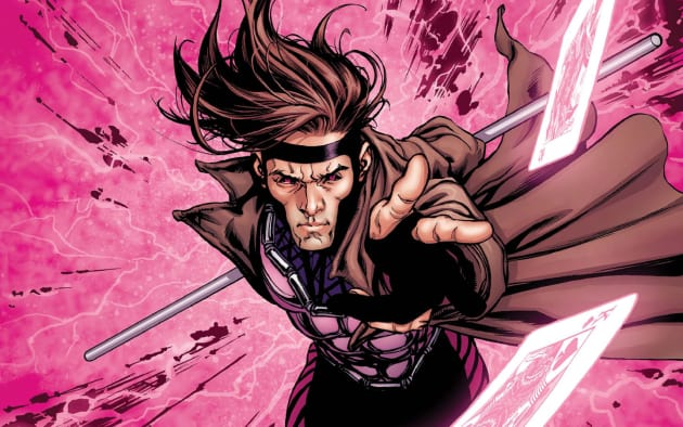 Gambit Comic Photo