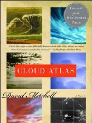 Cloud Atlas Book Cover