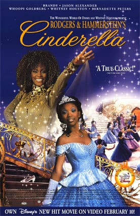 Rodgers and Hammerstein's Cinderella Poster