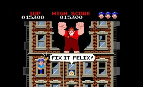 Wreck-It Ralph Retro Arcade Commercial: Fully 8-Bit, State-of-the-Art