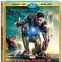 Iron Man 3 Blu-Ray/DVD Set