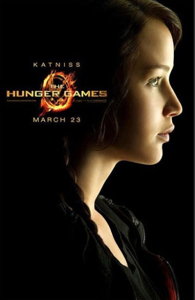The Hunger Games: Katniss Character Poster