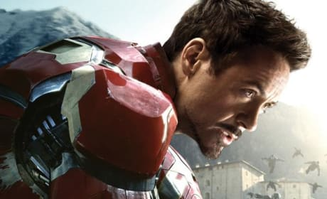Avengers Age of Ultron: Iron Man Poster Revealed!