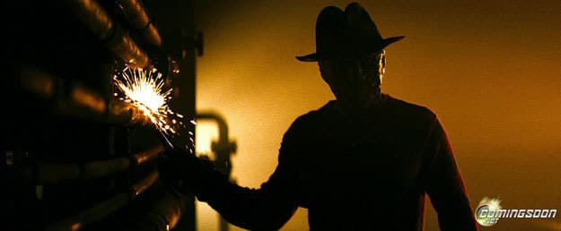 Freddy Kruger in the Shadows