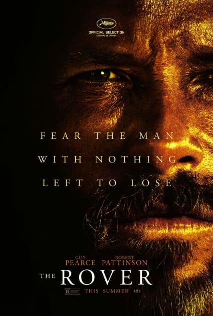 The Rover Guy Pearce Poster