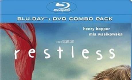 Restless Blu-Ray
