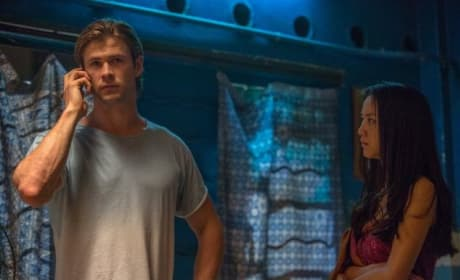 Blackhat Stars Tang Wei Chris Hemsworth