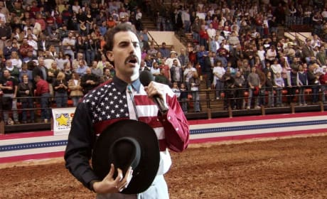 Borat Rodeo