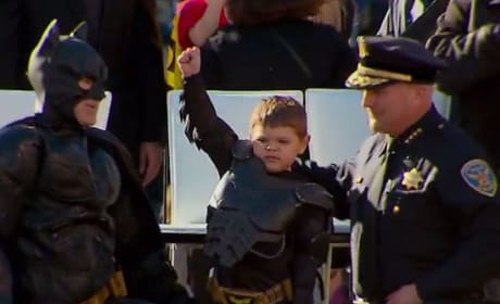 Batkid Begins Trailer: One Kid's Wish Inspires the World!