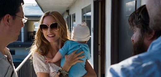 Heather Graham The Hangover
