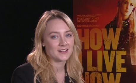 How I Live Now Exclusive: Saoirse Ronan Explores a Real Threat