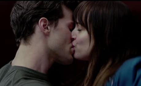 Dakota Johnson Jamie Dornan Fifty Shades of Grey