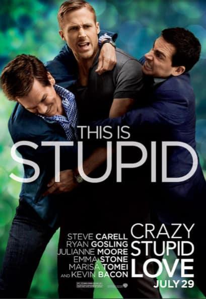 Three Men Fighting = Stupid