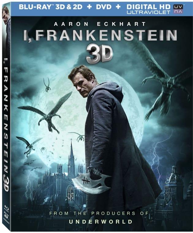 I, Frankenstein DVD
