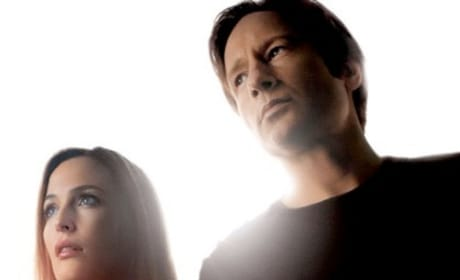 International X-Files Poster