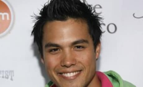 Michael Copon Campaigns for Role of Jacob Black