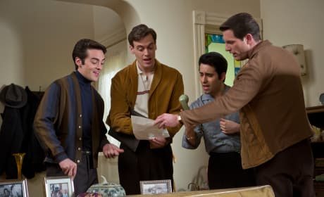 Jersey Boys The Four Seasons