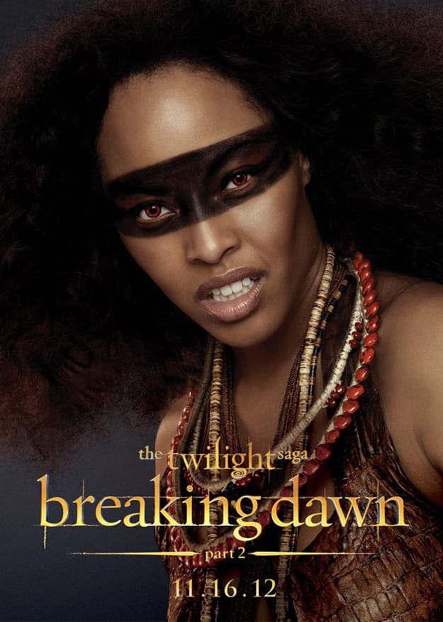 Senna Breaking Dawn Part 2 Character Poster