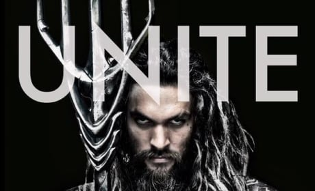 Aquaman Photo: Jason Momoa Rules the Seven Seas!