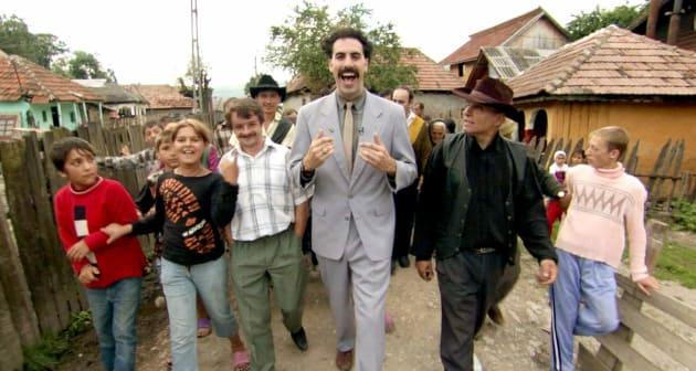 Borat at Home