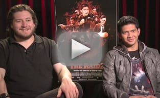 The Raid 2 Gareth Evans Exclusive Interview