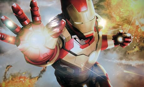 Iron Man 3 Promo Art: Gearing Up for First Trailer and Poster