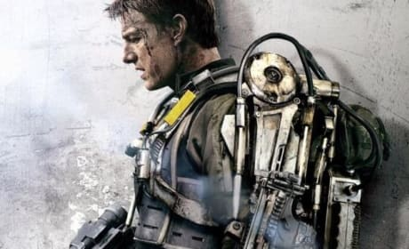 Edge of Tomorrow: Tom Cruise & Emily Blunt Comic-Con Character Poster
